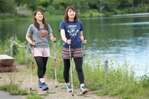 【信州山の日】ウォーキング写真1